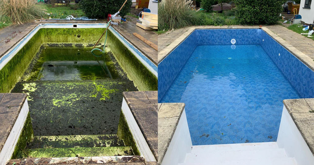 Pool Liner Replacement Essex